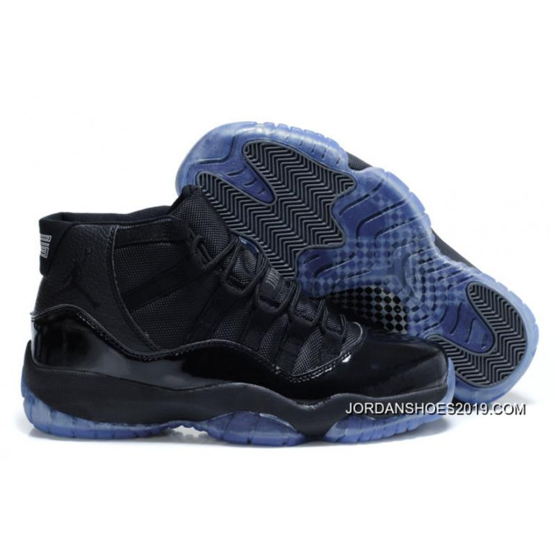 "differently dabbd 31aa0 2019 Copuon Air Jordan 11 Retro ""Blackout"" All Black"