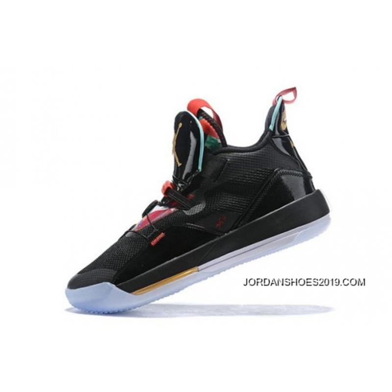 """low priced 7db19 52829 Air Jordan 33 """"Chinese New Year"""" AQ8830-007 Where To Buy"""