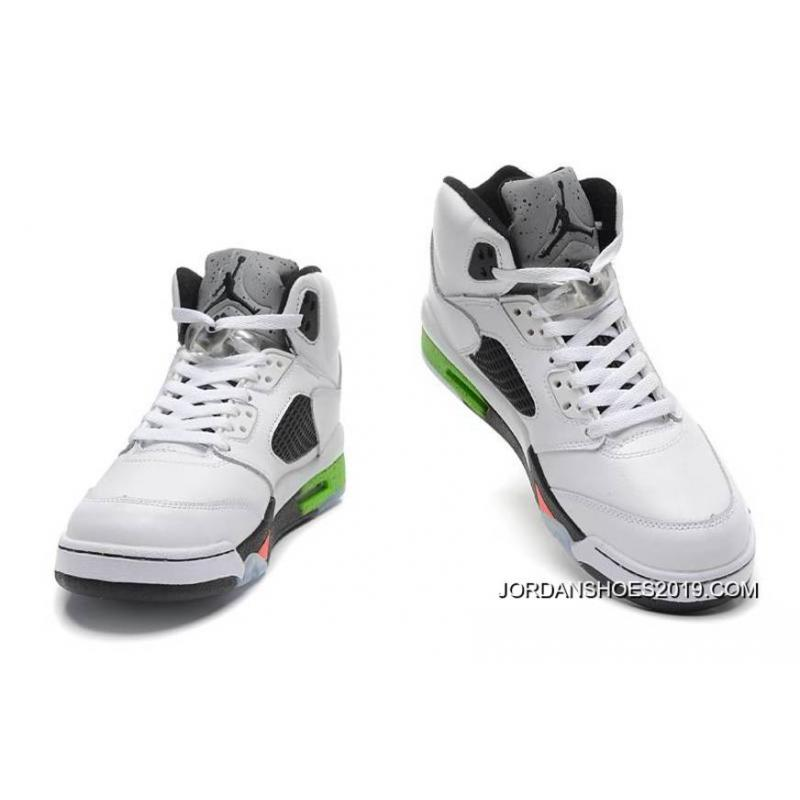 ... authentic air jordan 5 gradient space jam infrared 23 light poison  green 2019 new 44be6 f843a 84f7272dc