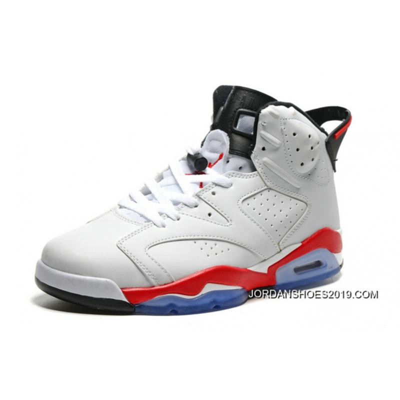 891a019ec15 ... black red white blue mens basketball shoes sneakers ceab2 788d4   discount code for air jordans 6 white infrared a3648 7ac59