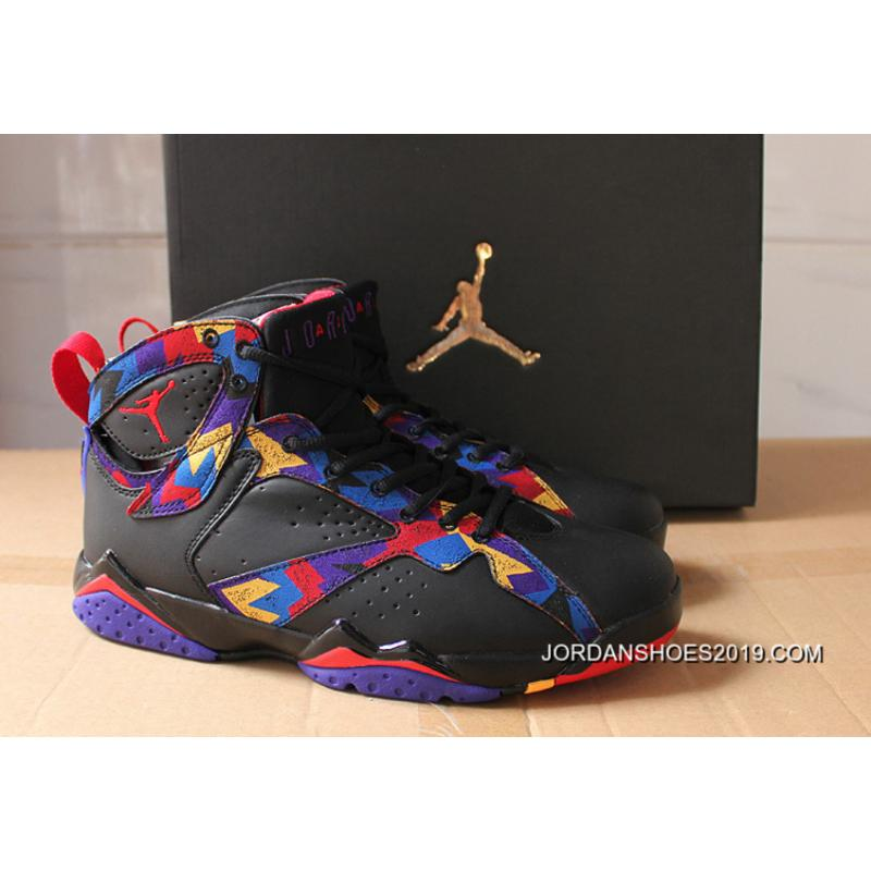 "save off 2121e 0e4d4 2019 Cheap To Buy Air Jordan 7 ""Nothing But Net"""