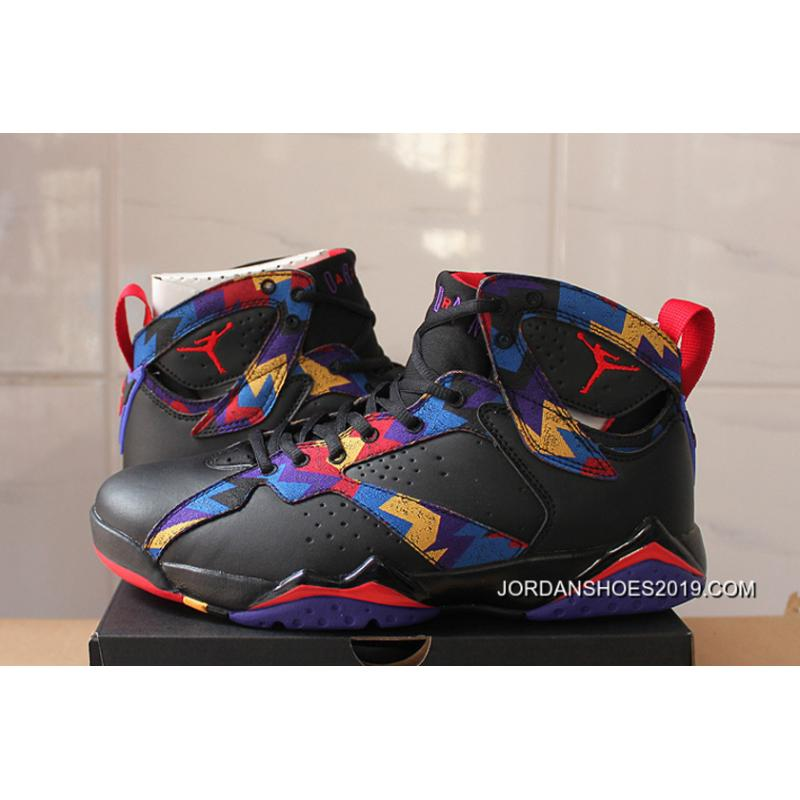 "b2591a2bda98c8 ... 2019 Cheap To Buy Air Jordan 7 ""Nothing But Net"" ..."