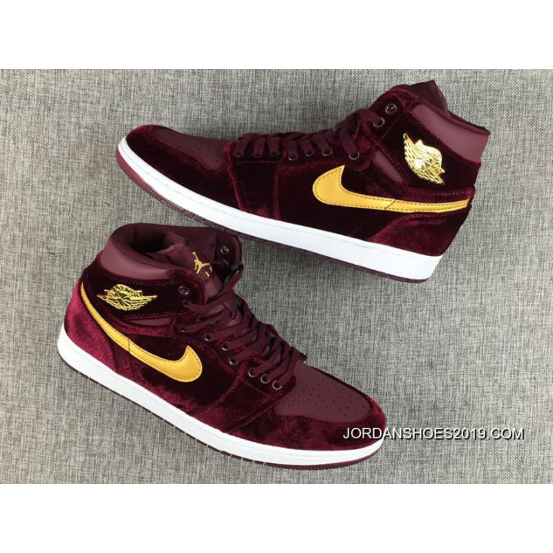 air jordan 1 red velvet nz