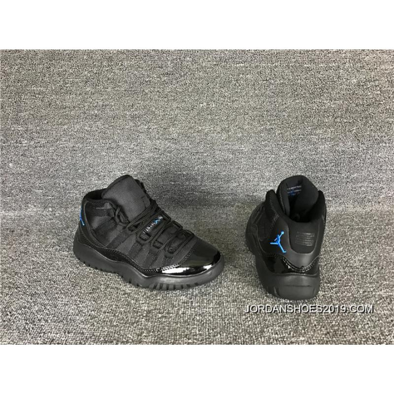 c0be11febc3129 Kids Air Jordan 11 Gamma Blue