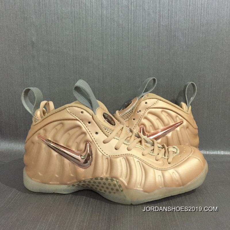 wholesale dealer 2396f 5d5dc shopping air foamposite pro university blue 183ac 8e866  coupon for  foamposite rose gold f3823 bb441