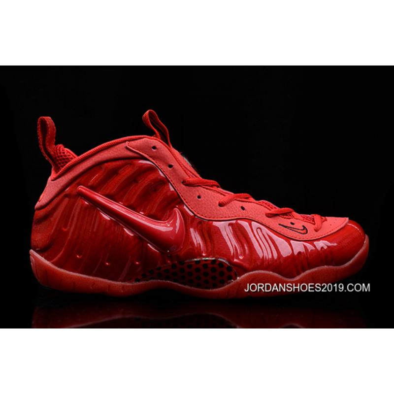 "buy online c0179 c7381 2019 New Style Nike Air Foamposite Pro ""Red October"" Gym Red Black ..."