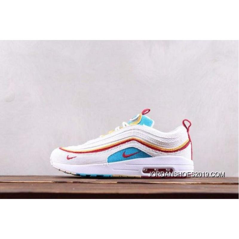 on sale afe18 2486d Men Sean Wotherspoon Nike Air Max 97 Hybrid SKU:60557-351 Top Deals