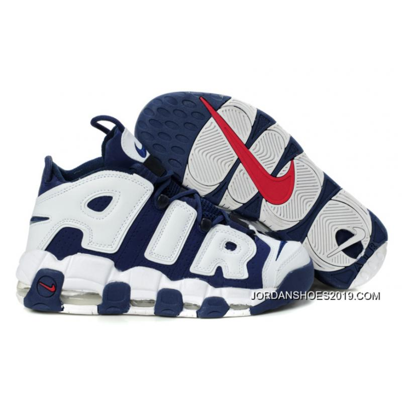 "2019 Latest Nike Air More Uptempo ""Olympic"" ..."
