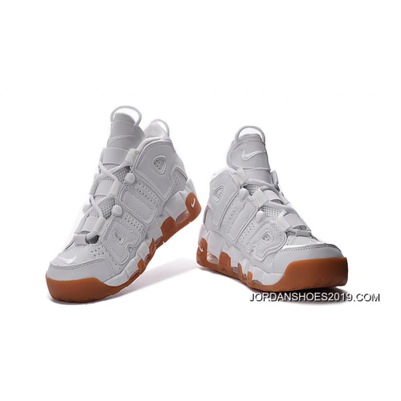 "634167fc4db1 ... Nike Air More Uptempo ""White Gum"" 2019 New Release ..."