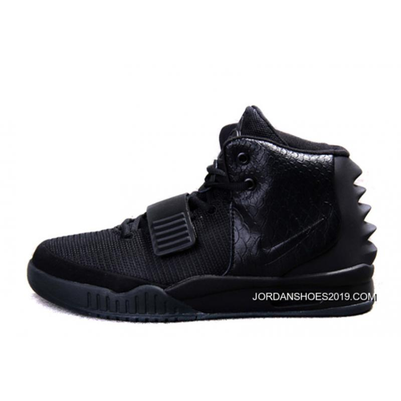 """2019 Outlet Nike Air Yeezy 2 """"Blackout"""" ..."""