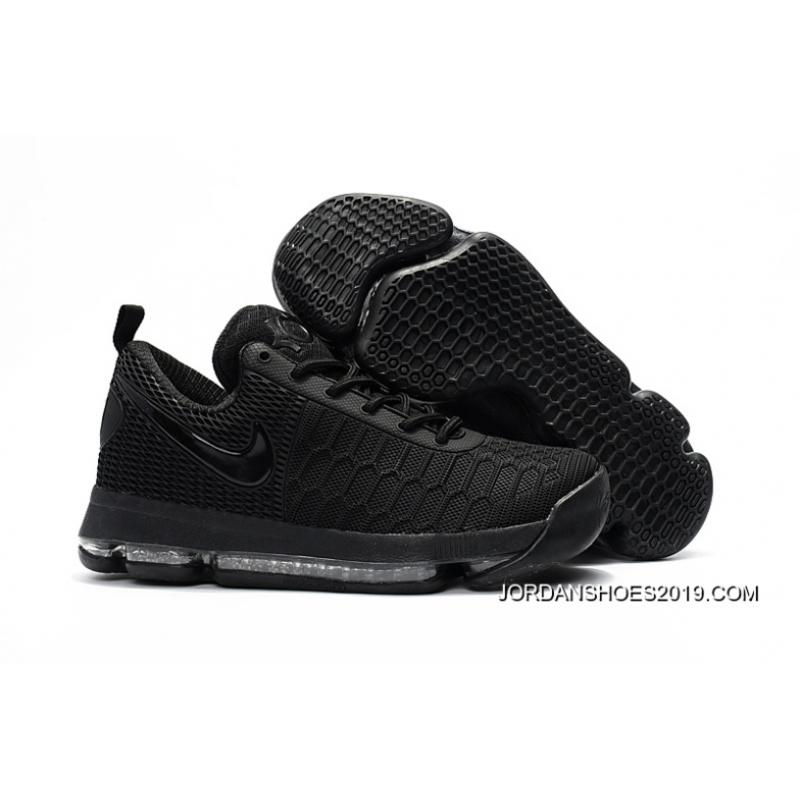 Nike KD 9 All Black Basketball Shoes 2019 Discount, Price ...