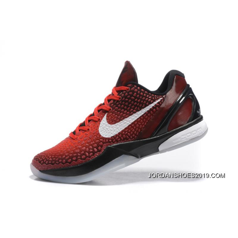 "... 2019 For Sale Nike Zoom Kobe 6 ""All Star"" Challenge Red/White- ..."