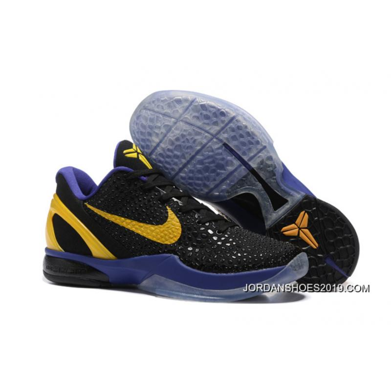 sale retailer 54f42 0400e ... new arrivals 2019 best nike zoom kobe 6 black purple yellow basketball  shoes 63ca6 01c0b ...