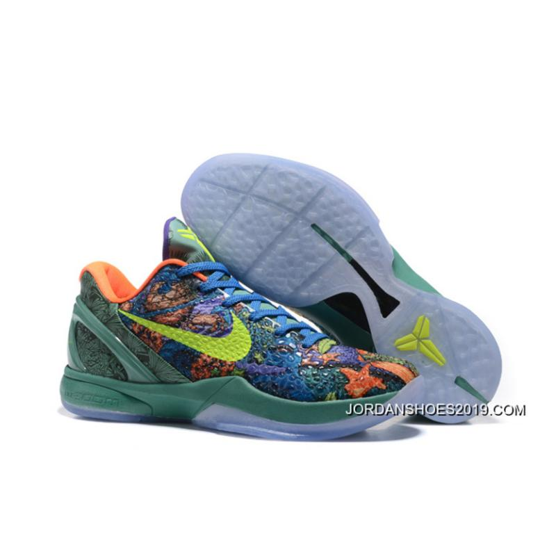 "Nike Zoom Kobe 6 Prelude ""All Star MVP"" Basketball Shoes ..."