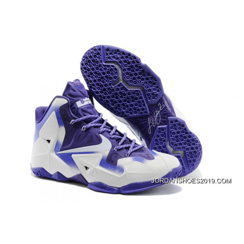 950b6fcf3572 coupon for nike lebron 11 white court purple 2019 new release c21a4 40a98