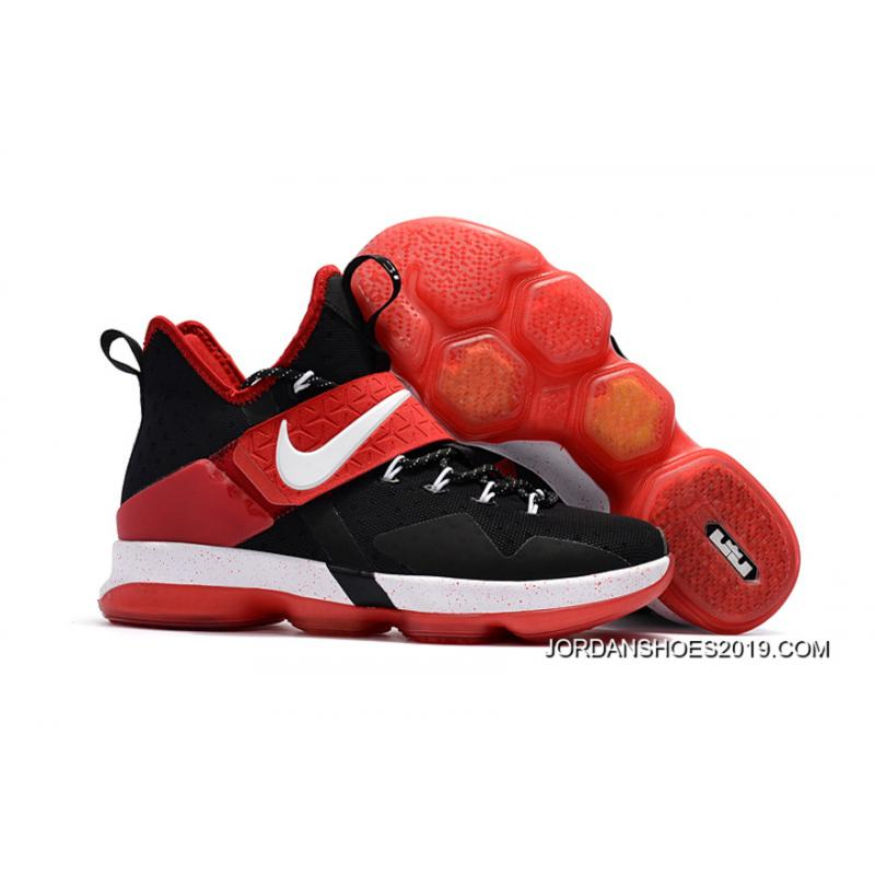 newest collection 27342 b5e07 ... Nike LeBron 14 BlackRed-White 2019 For Sale .