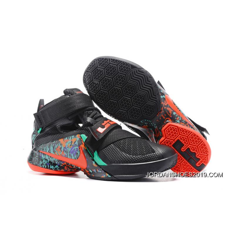 "new product cf30a 1fc08 Nike LeBron Soldier 9 ""All-Star"" 2019 New Release"