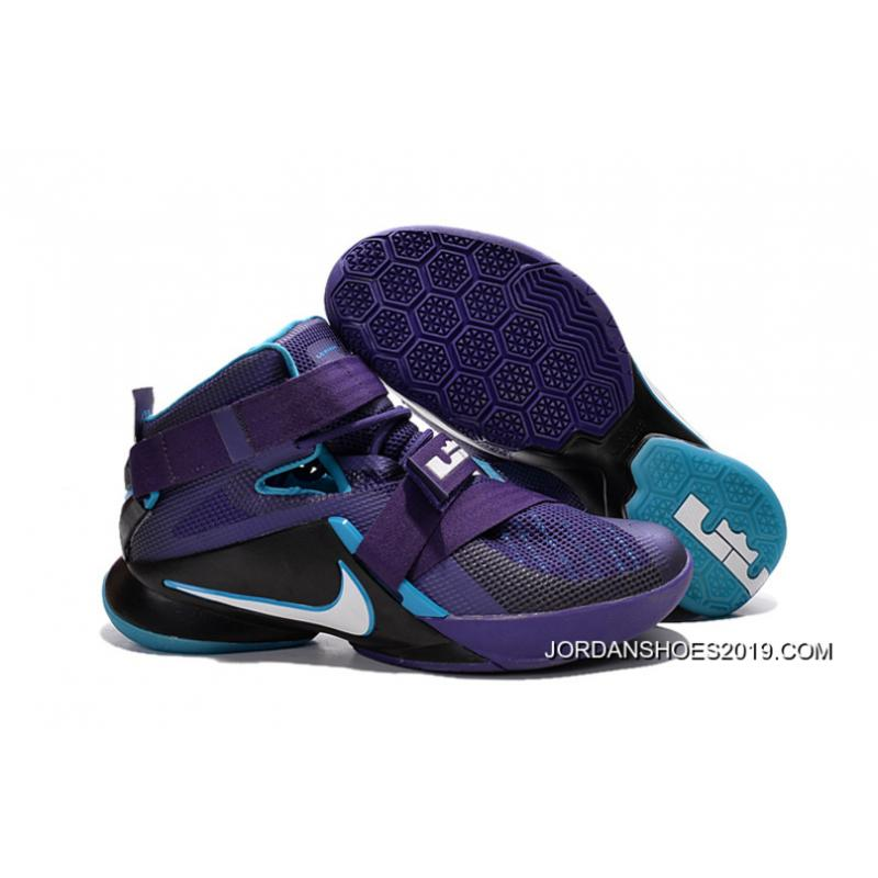 Legimate Nike Zoom Lebron Soldier 8 Summit Lake Hornets TopDeals