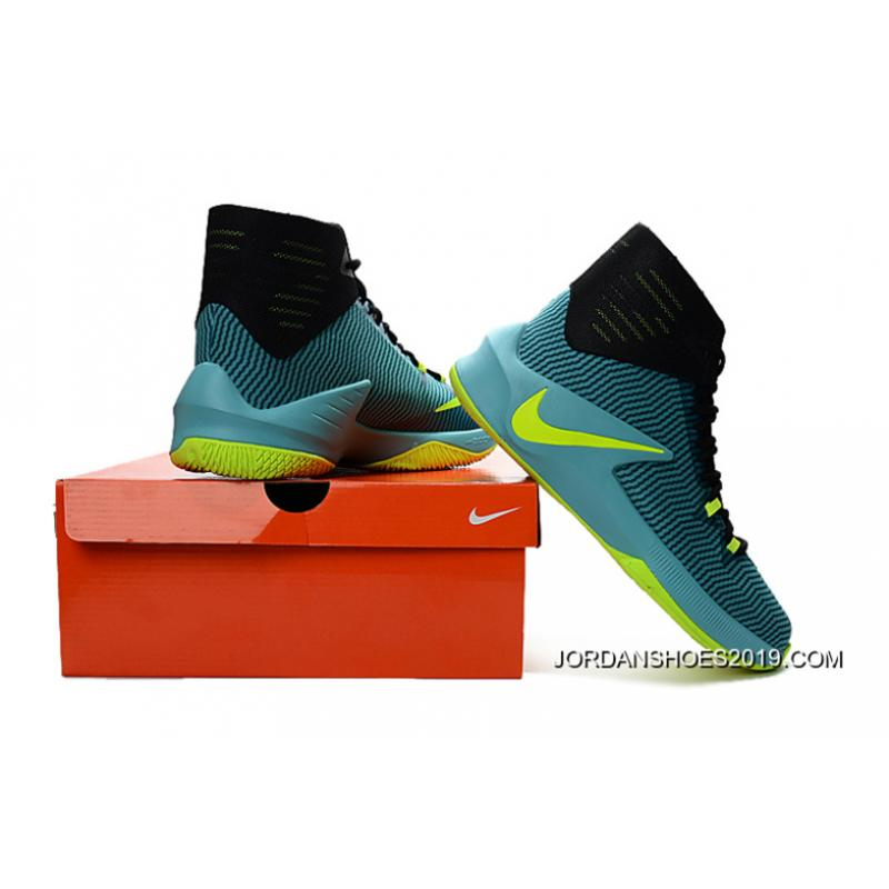 top design f4cbd 487e5 ... shopping 2019 for sale nike zoom clear out black camo green basketball  shoes b622d 8c422