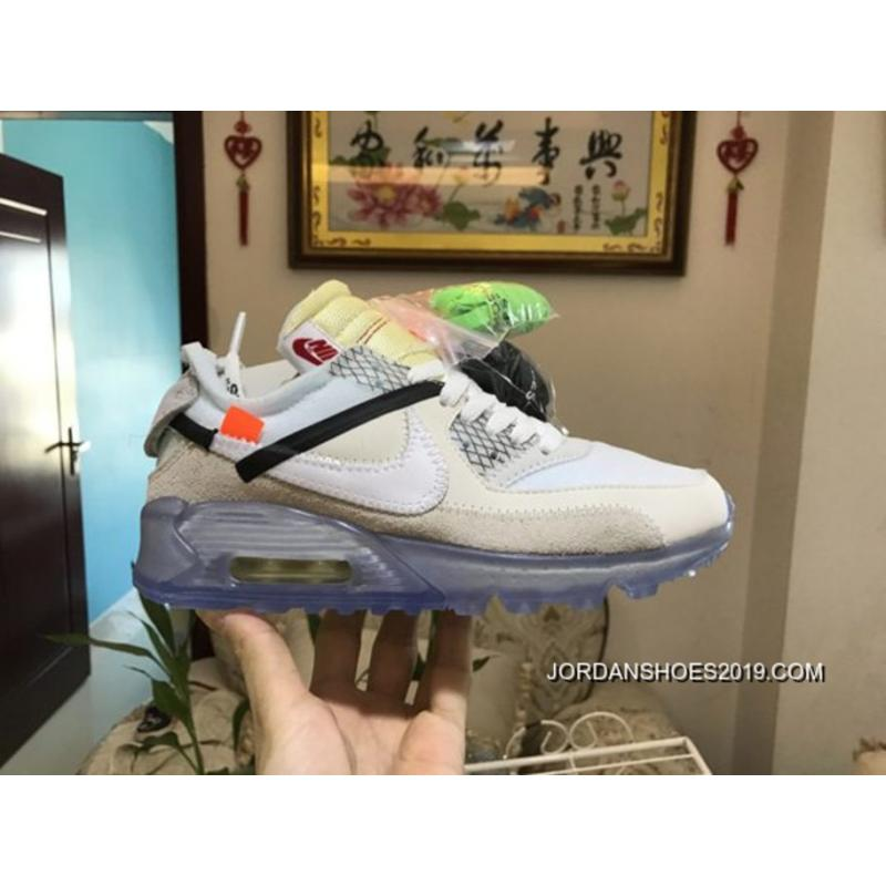 really comfortable elegant shoes authorized site Latest Men OFF WHITE X NikeLab Air Max 90 SKU:138840-213, Price ...
