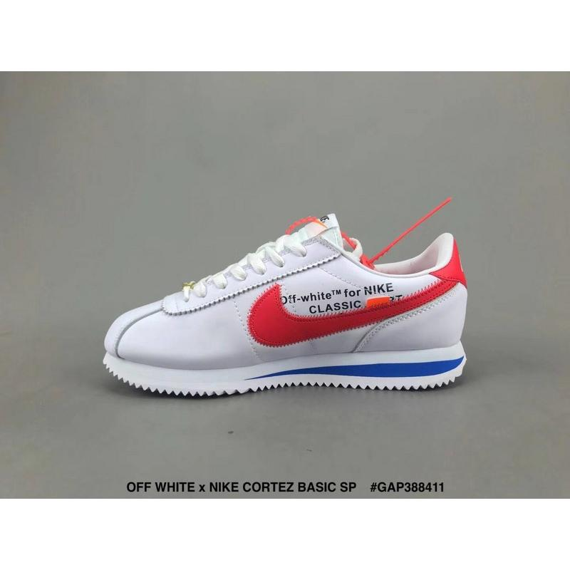 92a14df5f9d65 ... Copuon OFF-WHITE Nike CORTEZ BASIC SP UNDFTD X To Be Cooperation With  CORTEZ Shells