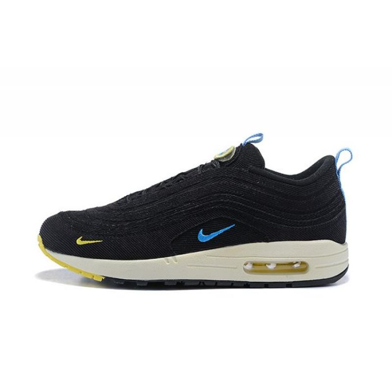 66c9630a2dffdb Best Women Sean Wotherspoon Nike Air Max 97 Hybrid SKU 162628-255 ...