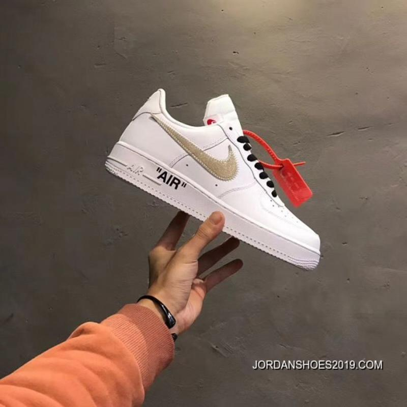 For Sale Women Nike Air Force 1 Off White SKU:71203 221, Price