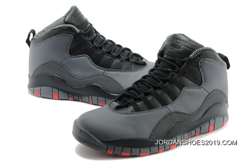 new product 03997 ac2f7 Air Jordan 10 Retro Cool Grey Infrared-Black 2019 New Release