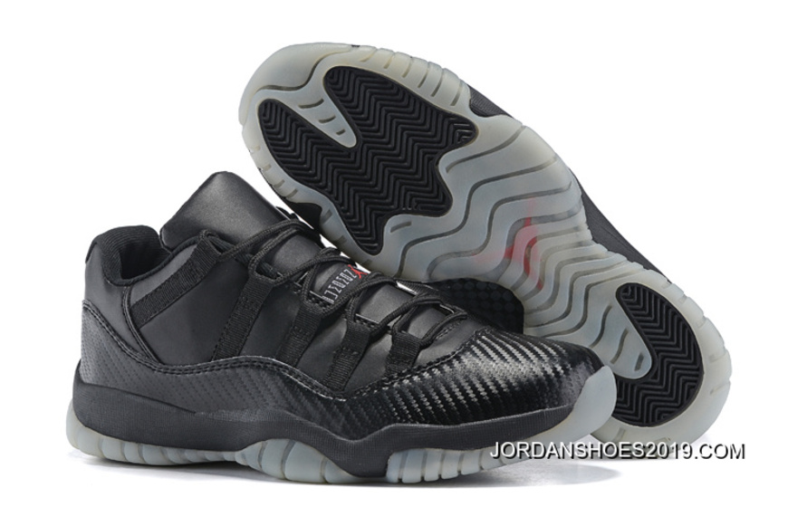 "72610723cb1f 2019 Discount Air Jordan 11 Retro Low ""Black Snake"""