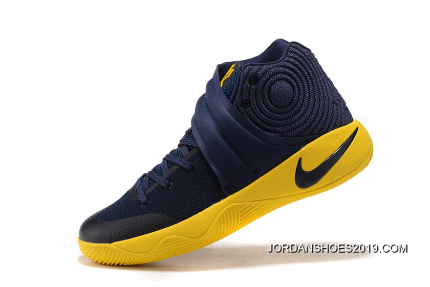 "new product 90566 2c096 Online Girls Nike Kyrie 2 ""Cavs"""