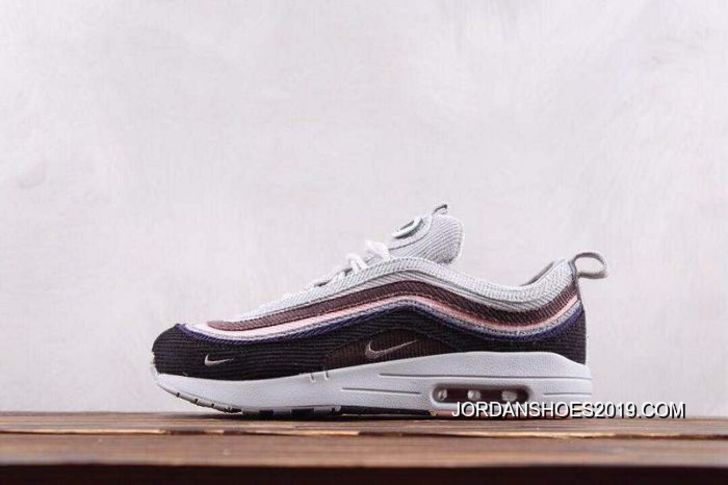 fccac9ca1b Men Sean Wotherspoon Nike Air Max 97 Hybrid SKU:73091-349 For Sale ...