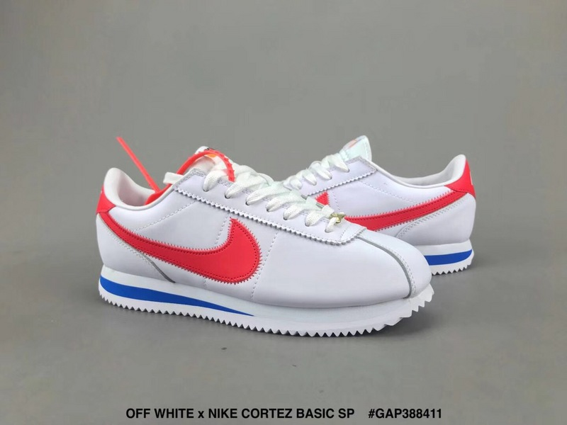 save off ba6ae a98ee Copuon OFF-WHITE Nike CORTEZ BASIC SP UNDFTD X To Be Cooperation With CORTEZ  Shells